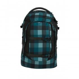 Satch Pack Rucksack Blue Bytes