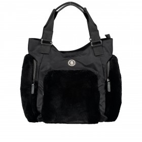 Bogner Fun Fur Floris Black