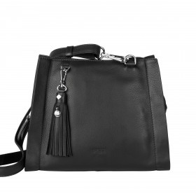 BREE Yonna 1 Cross Shoulderbag S Leder Black