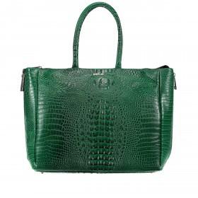 Replay Shopper Kroko-Optik Grass Green