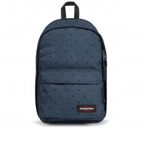 Eastpak Rucksack Back to Work Black Squares