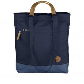Fjällräven Totepack No.1 Shopper Dark Navy-Uncle Blue