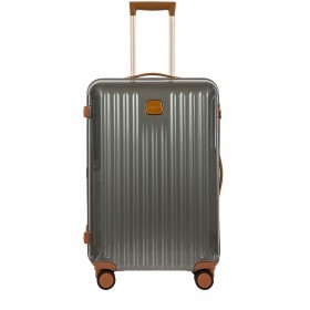 Brics Capri Trolley 4-Rollen 69cm BRK08031-004 Grey