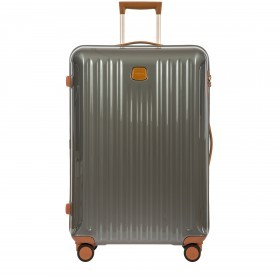 Brics Capri Trolley 4-Rollen 78cm BRK08032-004 Grey