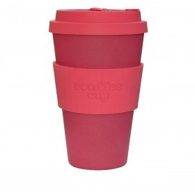 Ecoffee Cup 400ml Pink´d With Pink Silicone
