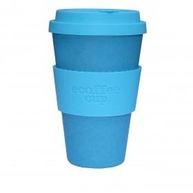 Ecoffee Cup 400ml Aquaman With Aqua Silicone