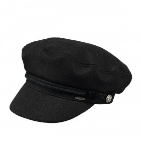 Barts Mütze Skipper Cap Black