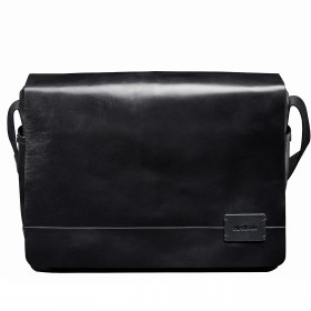 Strellson Connor Messenger LHF Black