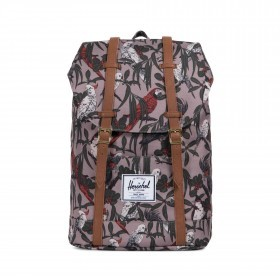 Herschel Rucksack Retreat 18L Brindle Parlour Tan