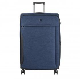 LOUBS Koffer 4-Rollen Darwin L Blau