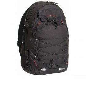 Forvert Laptop Louis 880192 Rucksack Black