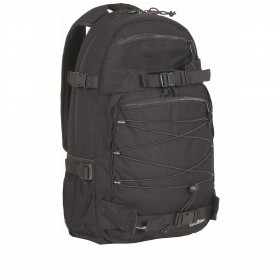 Forvert Laptop New Louis 880570 Rucksack Flannel Black