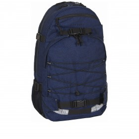 Forvert Laptop New Louis 880570 Rucksack Flannel Navy