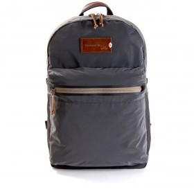 Property of...Archie Rucksack Night Brown