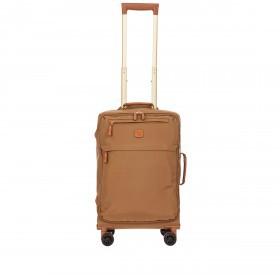 Brics X-Travel Trolley 4-Rollen 55cm BXL48117-098 Tan