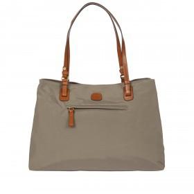 Brics X-Bag Shopper BXG45281-425 Dove Grey