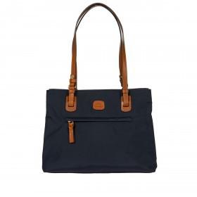 Brics X-Bag Shopper BXG45282-050 Ocean Blue