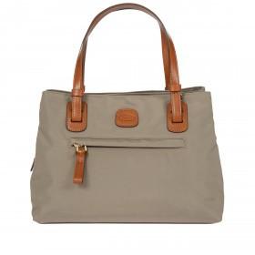 Brics X-Bag Shopper BXG45283-425 Dove Grey