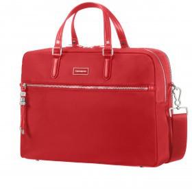 Samsonite Karissa Biz 88233-0507 Ladies' Business Bag Formula Red