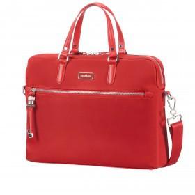 Samsonite Karissa Biz 88232-0507 Ladies' Business Bag Formula Red