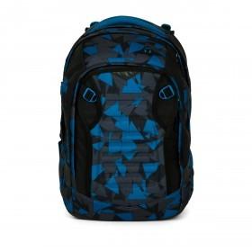 Satch Match Facelift Rucksack Blue Triangle