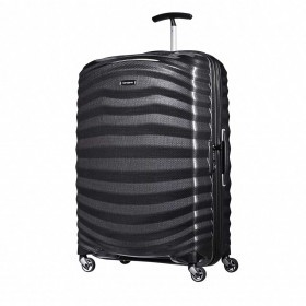 Samsonite Koffer/Trolley Lite-Shock 62766 Spinner 75 Black
