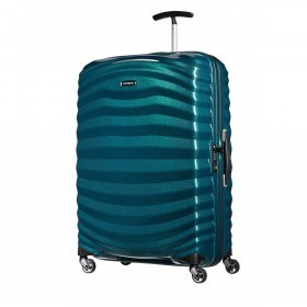 Samsonite Koffer/Trolley Lite-Shock 62766 Spinner 75 Petrol