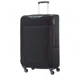 Samsonite Base Hits 59145 Spinner 77 Expandable Black