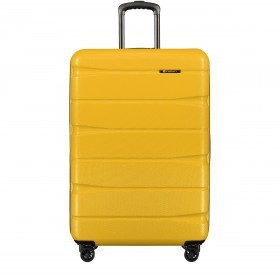Franky ABS 13 Trolley L 4 Rollen 76cm Yellow
