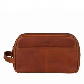 Burkely Antique Avery Toiletry Bag 8008417-56.24 Cognac