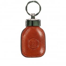 Hausfelder Schlüsselanhänger I-CIA-SA Cognac