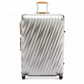 Tumi 19 Degree Extended Trip Packing 77.5cm 4Rollen Texture Silver