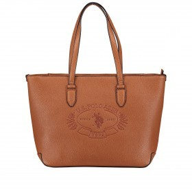 U.S. Polo Assn. Hailey Shopping Bag BIUHF4989WVP.521 Tan