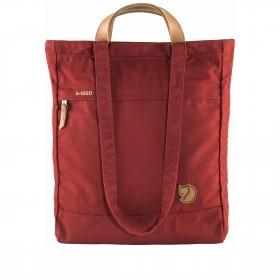 Fjällräven Totepack No.1 Shopper Deep Red