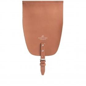 Wind & Vibes Classic Flap M Cognac