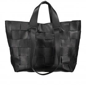 Hausfelder Handtasche I-AL-BS1418.D28 Schwarz