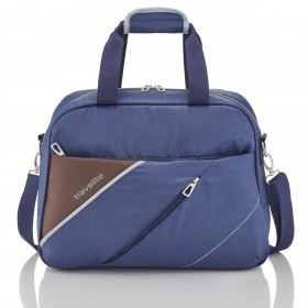 Travelite Cocktail Bordtasche Blau