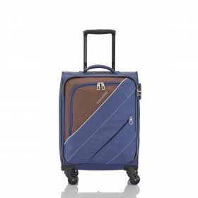 Travelite Cocktail Trolley S Blau