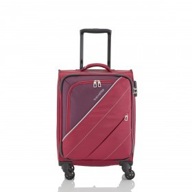 Travelite Cocktail Trolley S Weinrot