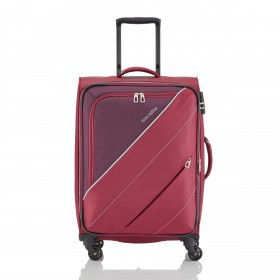 Travelite Cocktail Trolley M Weinrot