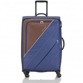 Travelite Cocktail Trolley L Blau