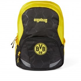 Ergobag Ease Large Kinderrucksack Limited Edition Borussia Dortmund
