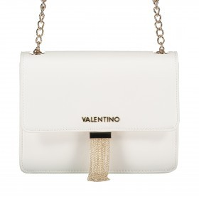 Valentino Handbags Schultertasche Piccadilly VBS4I602N Bianco