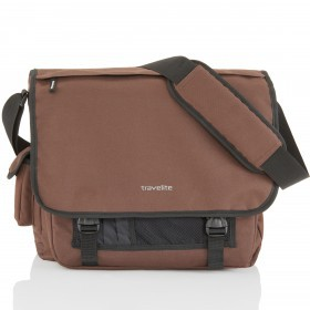 Travelite Basics Messenger Braun