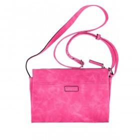 Loubs Drei-Fächer-Crossbag Pink