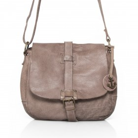 HARBOUR2nd Saddle Bag Nauja B3.4903 Stone Grey