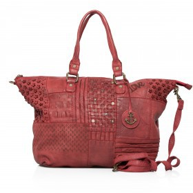 HARBOUR2nd Shopper L Poppy Addicting Red