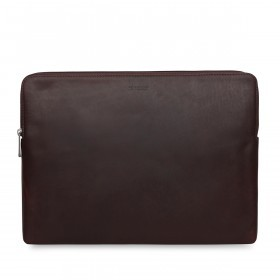 "Knomo Laptophülle Barbican Sleeve 15"" Braun"