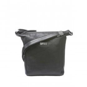 BREE Nola 1 Handtasche Leder Schwarz