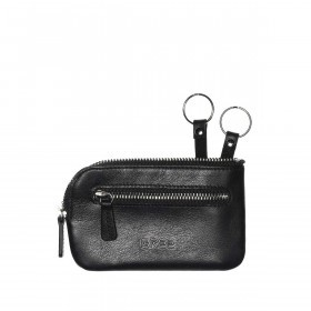 BREE Pocket 105 Schlüsseletui Leder Schwarz
